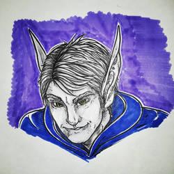 elfboy by mylovelyghost