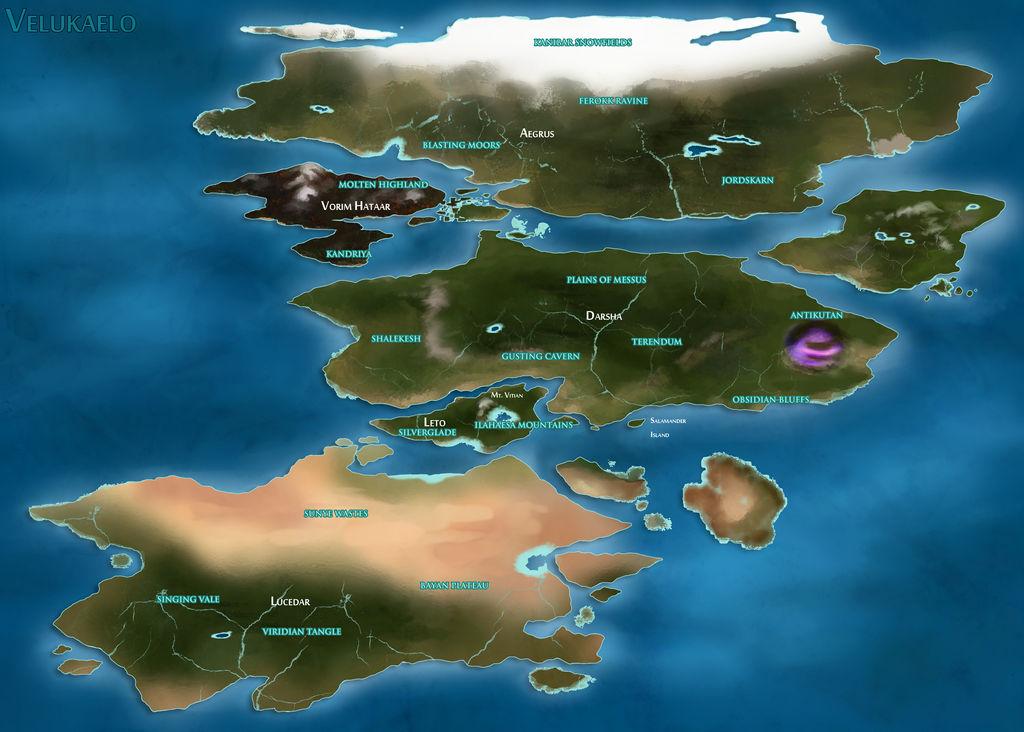 Map by Umbrafen