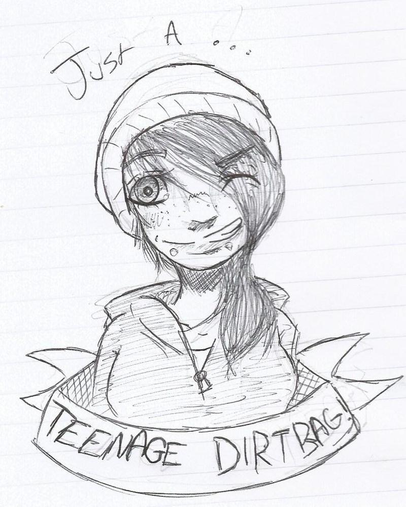 I'm just a teenage dirtbag by Demonic-Twins