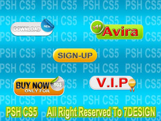 button by PSH-CS5