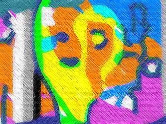 Face by PSH-CS5