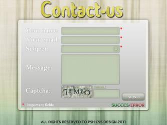 CONTACT-US by PSH-CS5