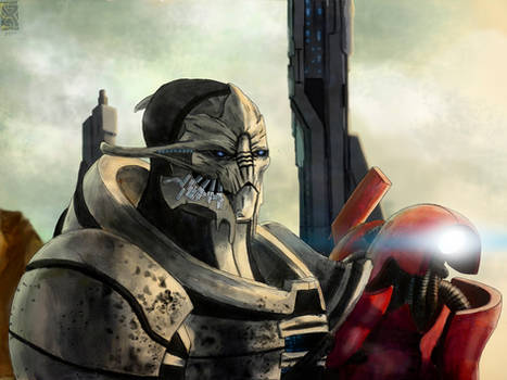 Mass Effect: Saren