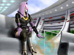 Mass Effect: Tali