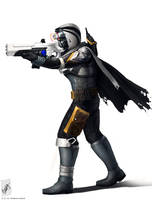 Destiny Exotic: Knucklehead Radar by TheMaestroNoob