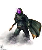 Destiny Exotic: Graviton Forfeit by TheMaestroNoob