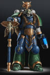 Storm Wolf, Rune Priest