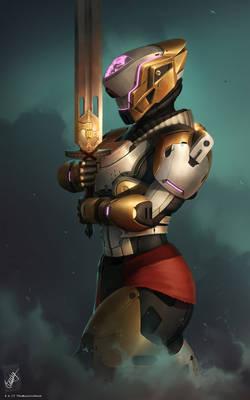 Destiny Titan (Year 3)