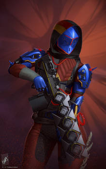 Destiny Hunter (Year 3)