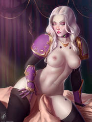 Emperor's Bae (NSFW) by TheMaestroNoob
