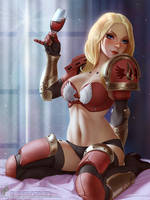 Blood Angel by TheMaestroNoob