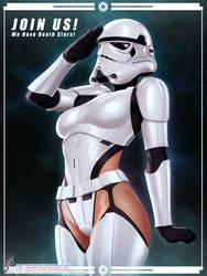 Stormtrooper by TheMaestroNoob