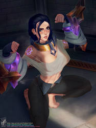 Sylas by TheMaestroNoob