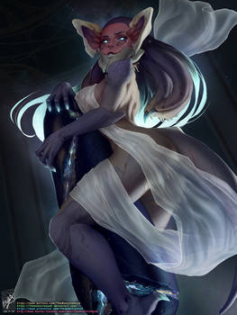 Riven of a Thousand Voices (Alternative)