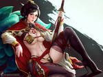Sun Ren by TheMaestroNoob