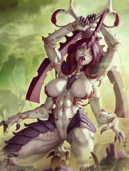 Tyranid Queen