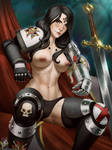 Deathwatch (NSFW) by TheMaestroNoob