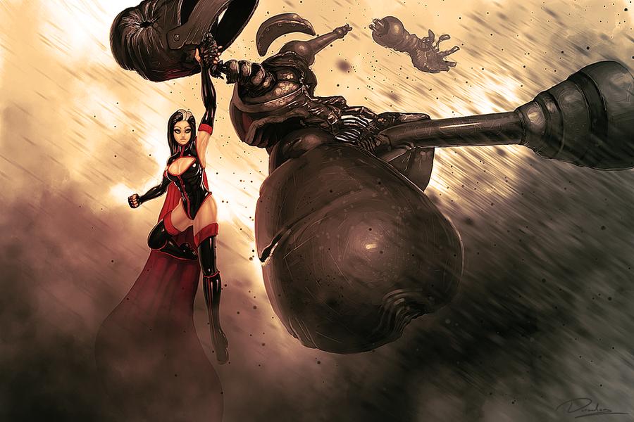Robo-CHOKE by Durandus