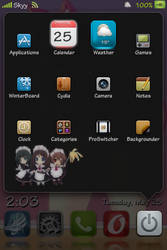 iPhone 2010 5 by SkyDX