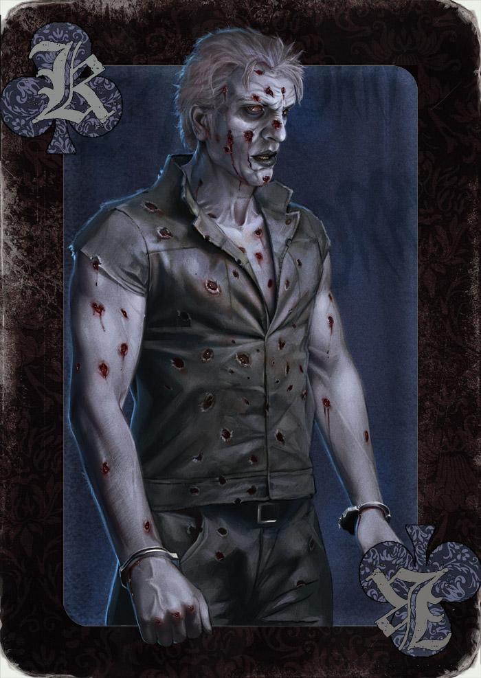 13Ghosts- The Juggernaut by Thir13en Ghosts Jackal