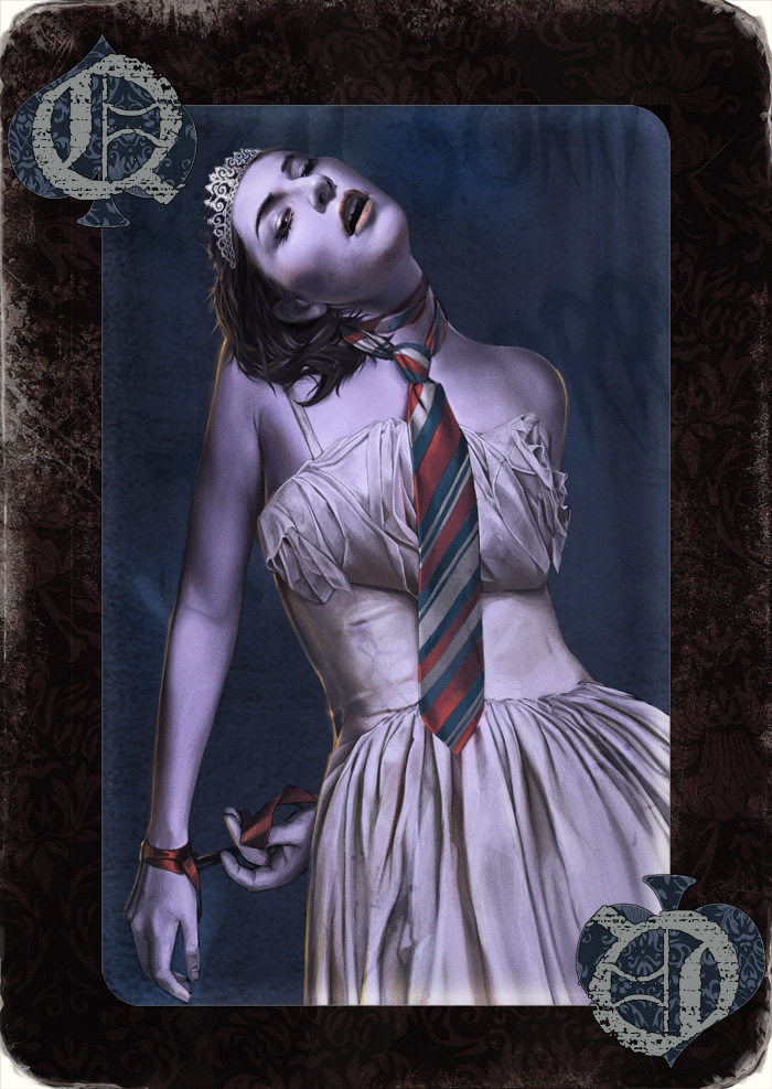 Дом ужаса - Страница 2 13ghosts__the_bound_woman_by_kharnage-d2o0cg5