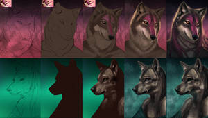 InProgresShots of Busts