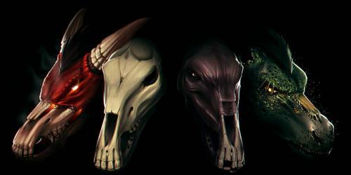 Horses of the Apocalypse