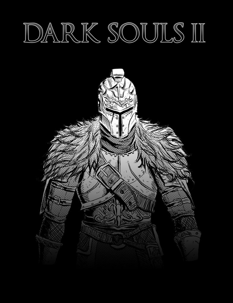 Dark Souls 2 by MenasLG