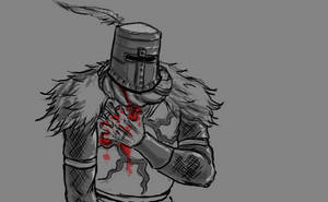 Dark Souls: Injured Solaire by MenasLG