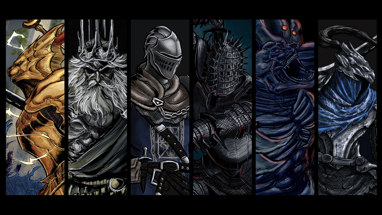 Dark Souls Wallpaper By Menaslg On Deviantart