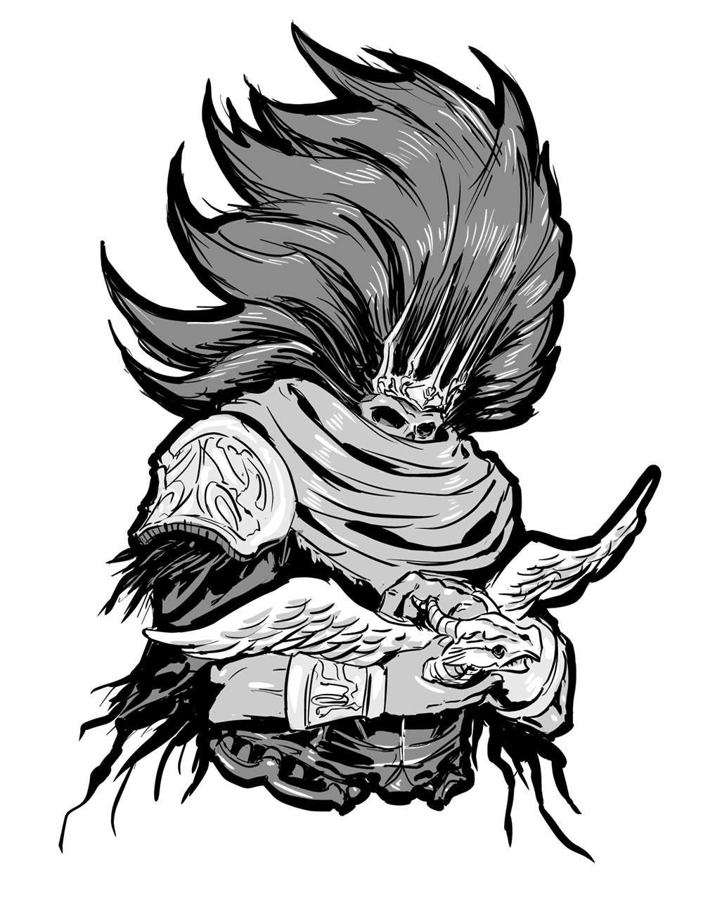 dark_souls_3_sketch__nameless_and_storm_
