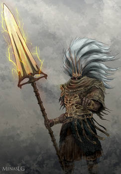 Dark Souls 3: The Nameless King