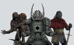 Dark Souls Trilogy: The Cursed Undead