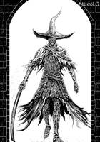 Bloodborne: Keeper of the Old Lords by MenasLG