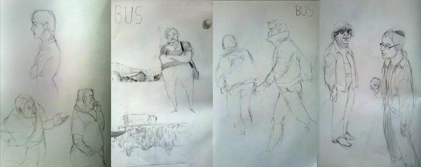 Sketchbook#21 by omer88