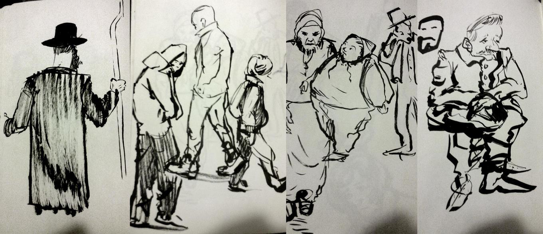 sketchbook #23 by omer88