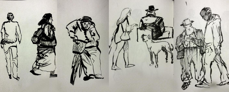 sketchbook #25 by omer88