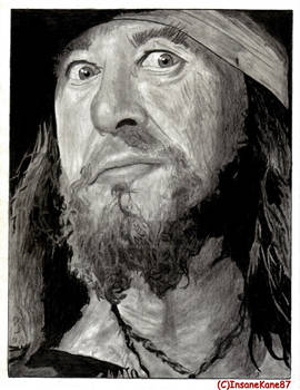 Barbossa - Eyes Of A God