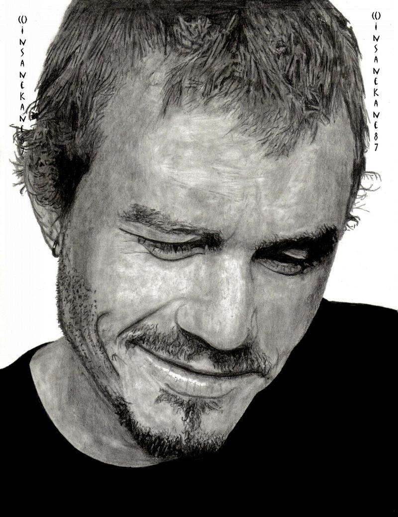 Heath Ledger - A Legend by InsaneKane87