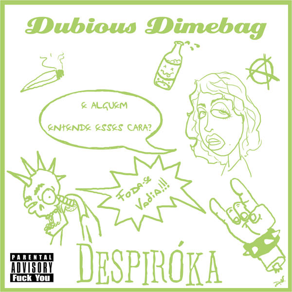 Dubious Dimebag by venonded