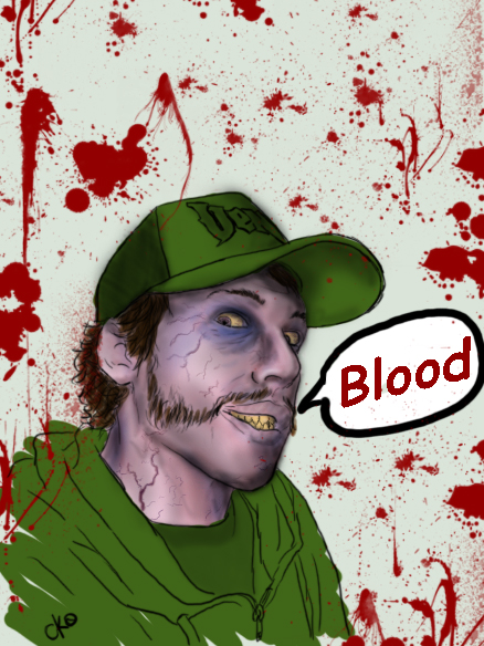 self zombie by venonded