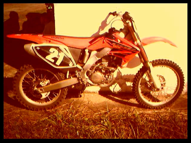 CRF-250cc by venonded