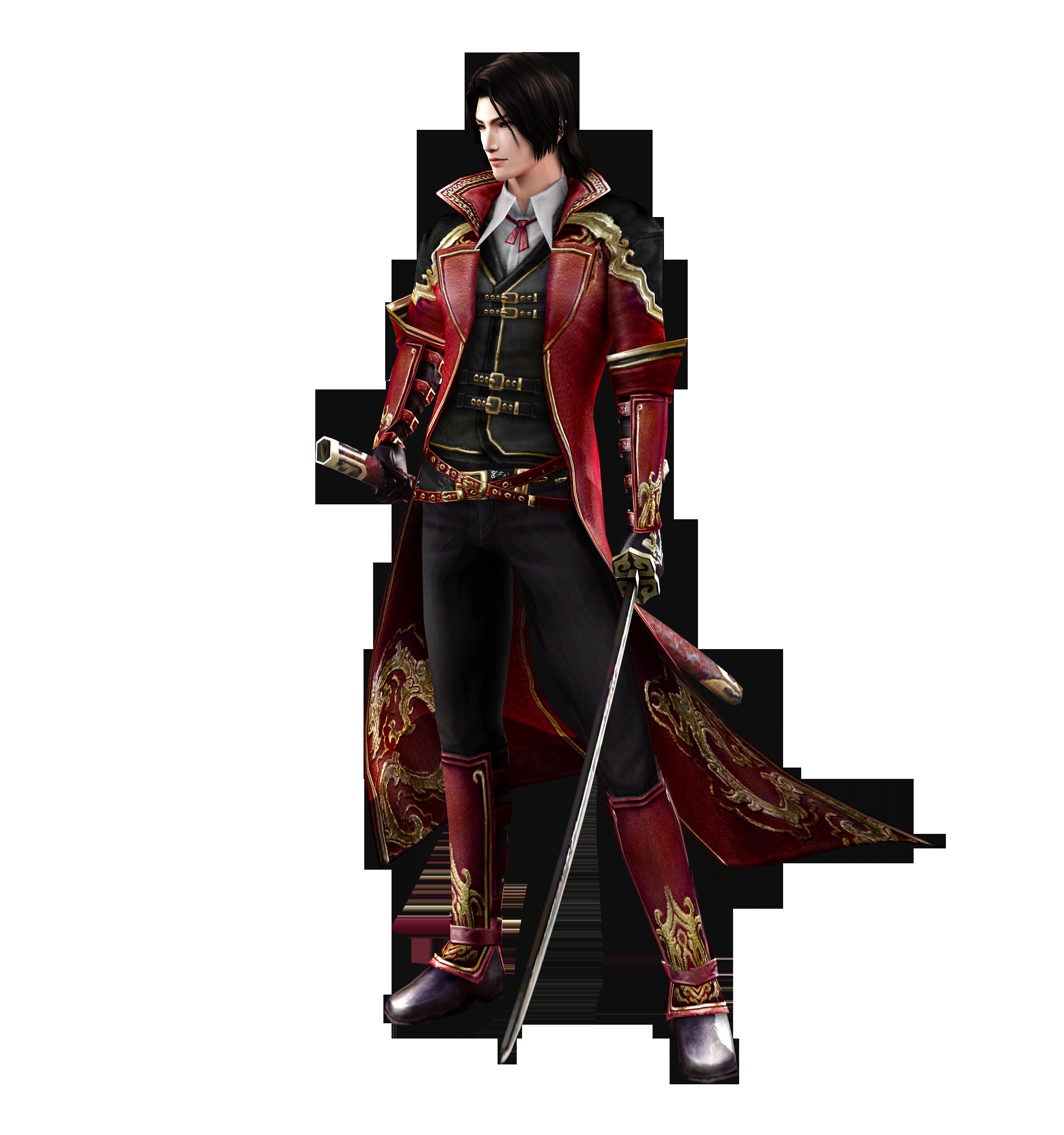 Dynasty warriors online crimson formal coat by ryanreos on