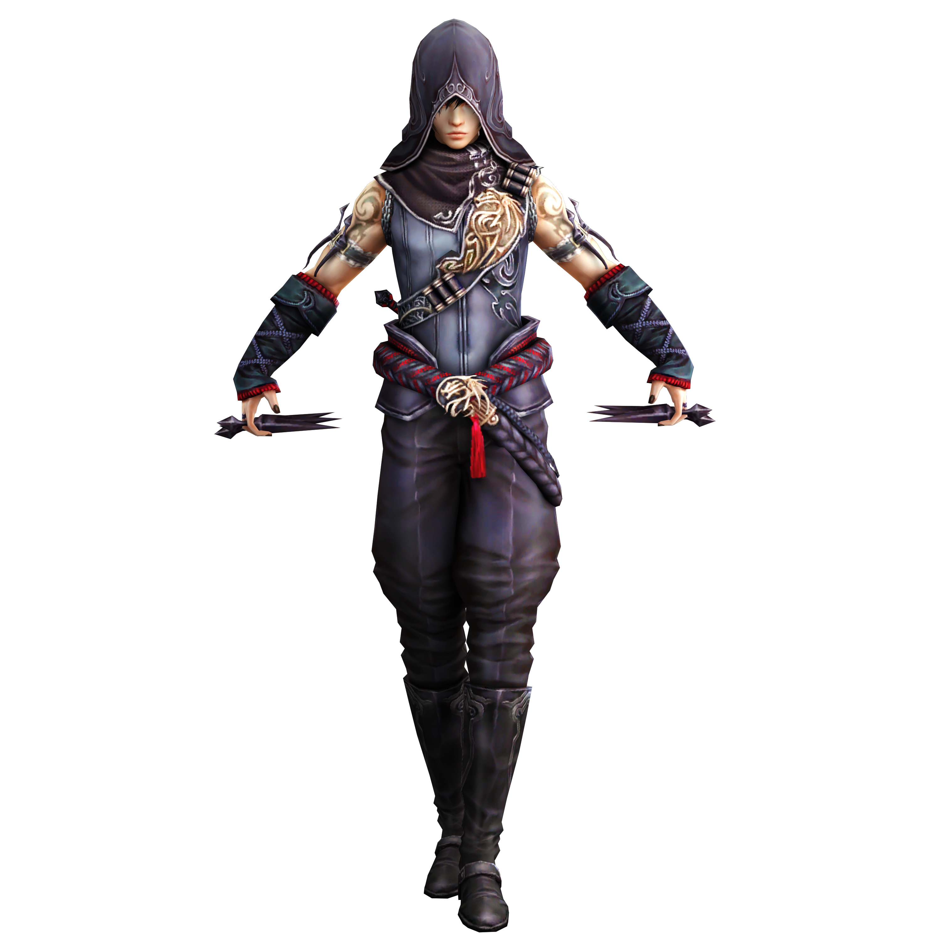 Anime Male Hooded Assassin How To Draw An Pictures