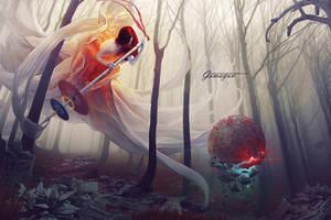 Gamayun by zacky7avenged