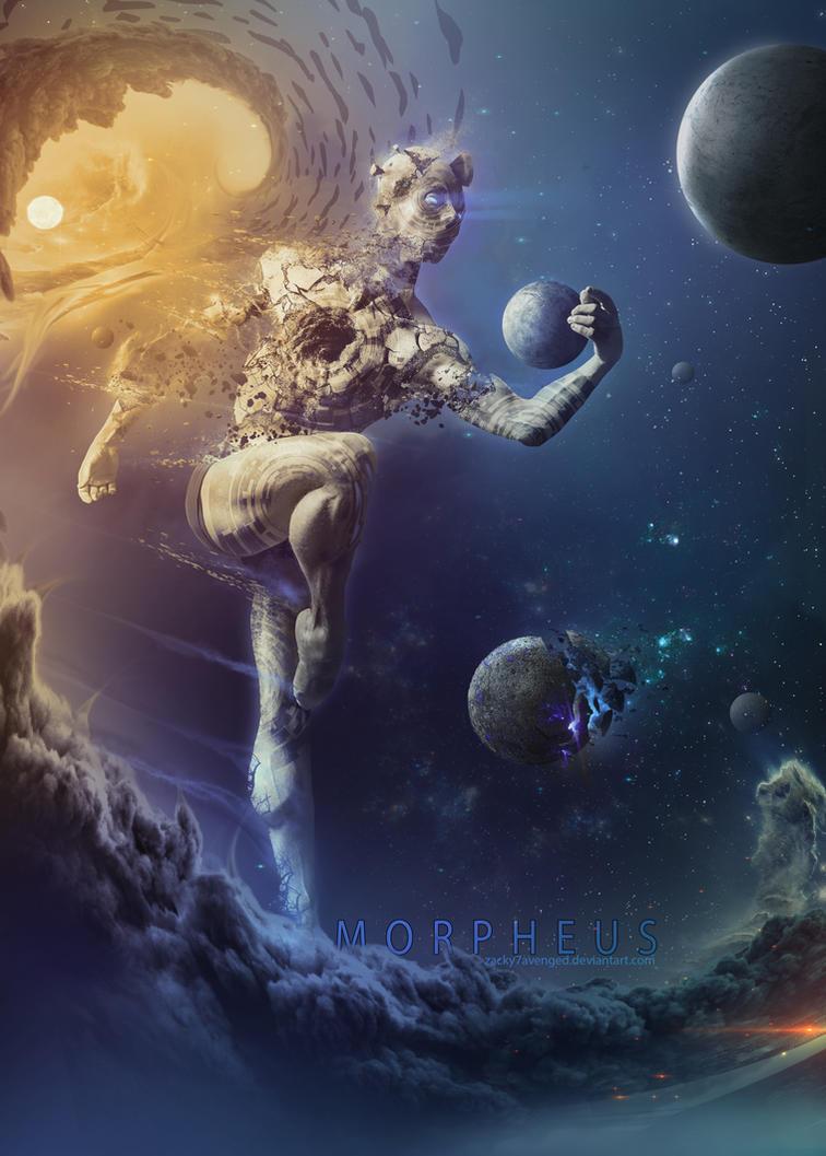 Morpheus by zacky7avenged