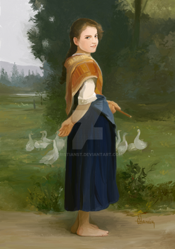 Fata Cu Gaste