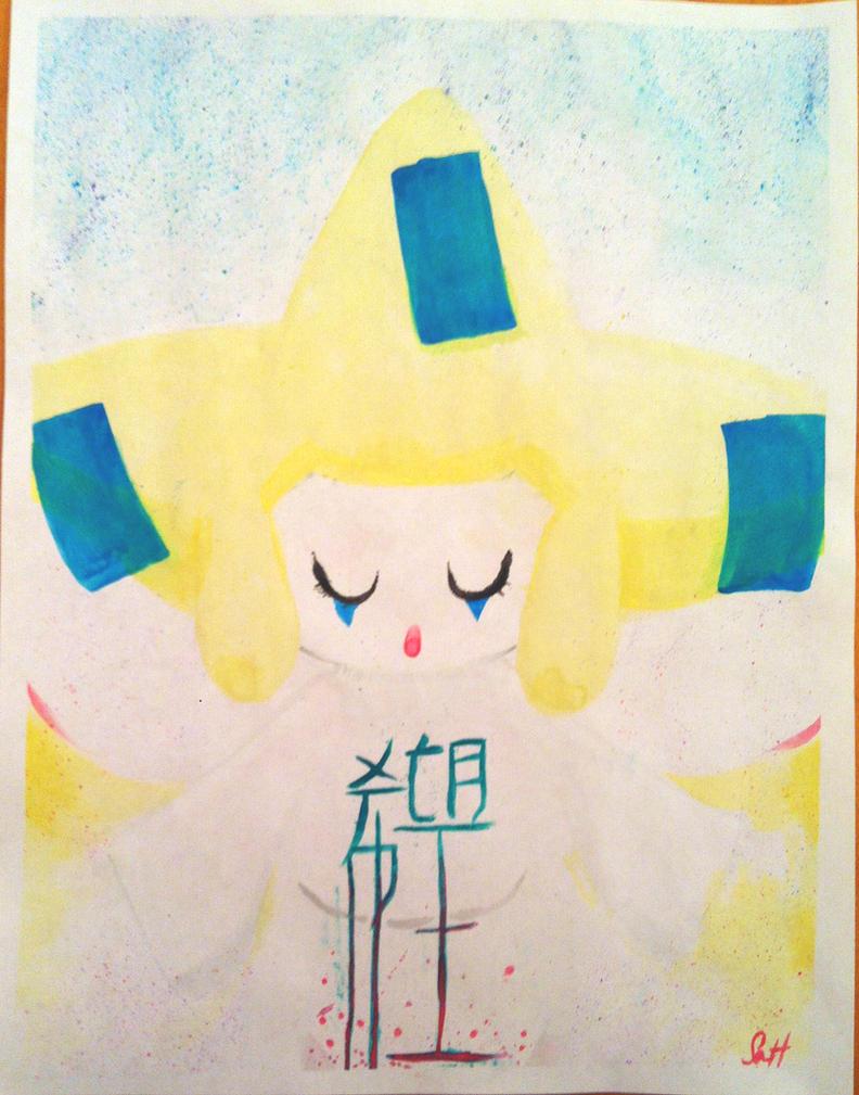 Wish - watercolors by UglyTree