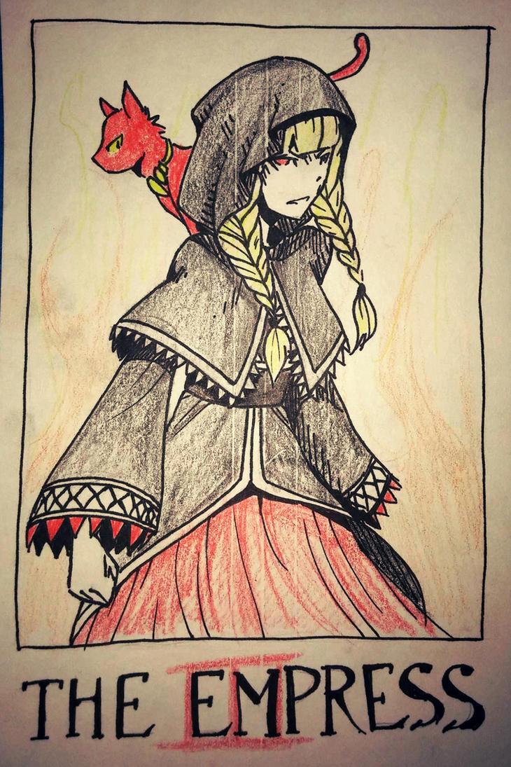 The Empress - Irina Clockworker (I.R.) by UglyTree