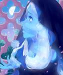 Blue Tears by UglyTree